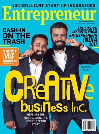 S3IDF named top incubator in Entrepreneur India